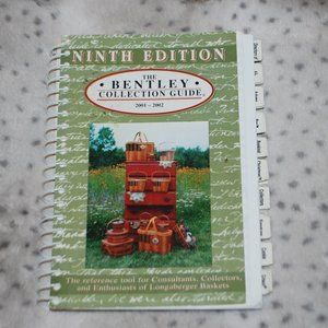 Longaberger Ninth Edition Bentley Guide